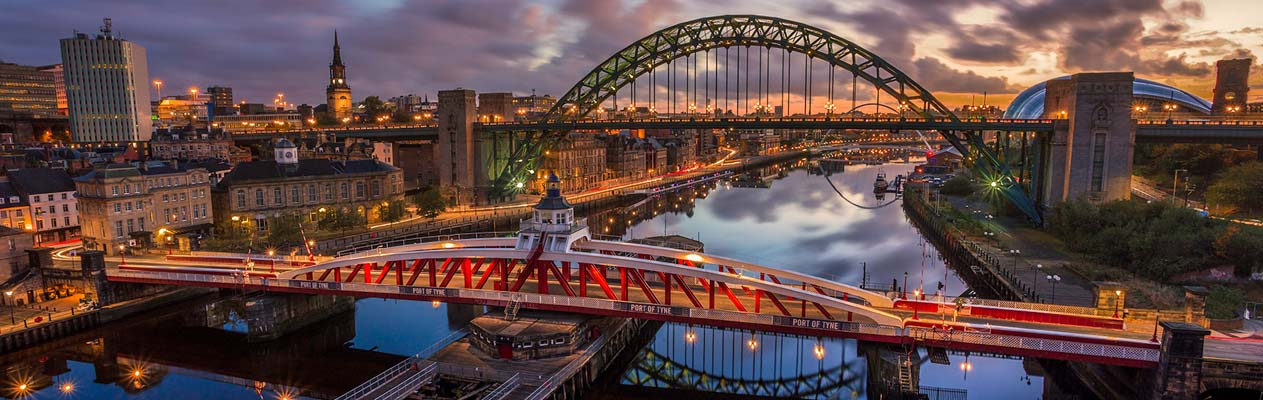River Tyne, Newcastle, England