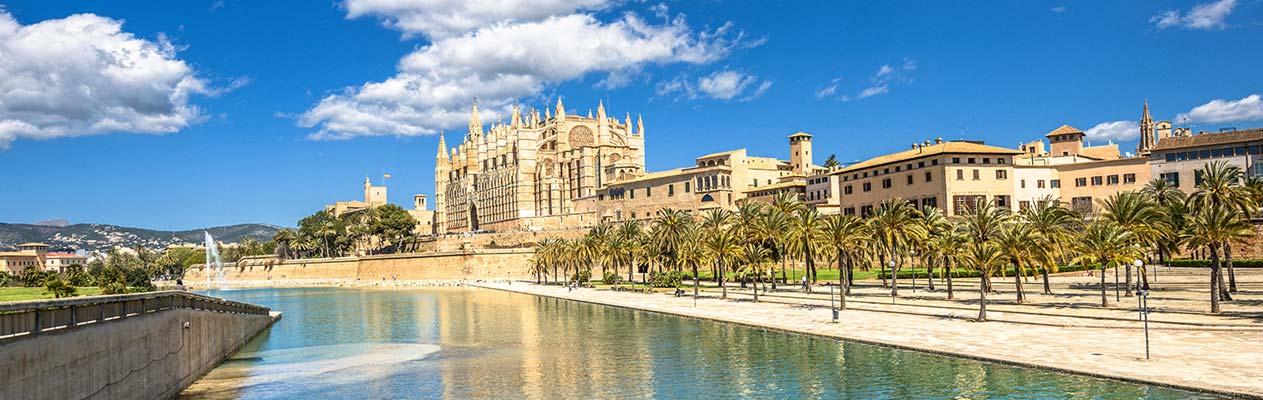 Santa Maria Cathedral, Palma de Mallorca