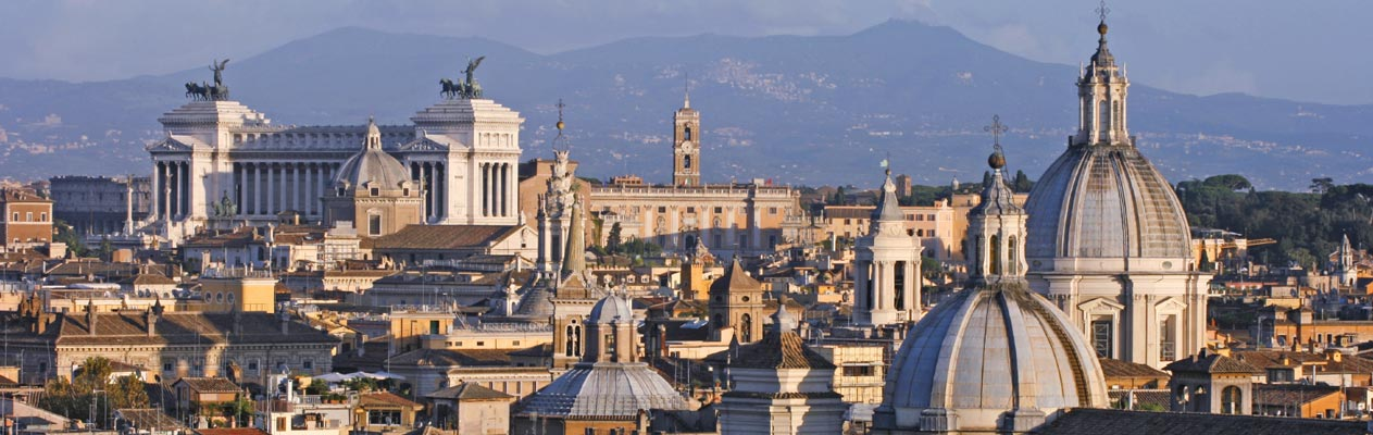 Rome, Italy's awe-inspiring capital city