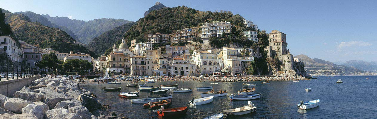 Italian city of Salerno