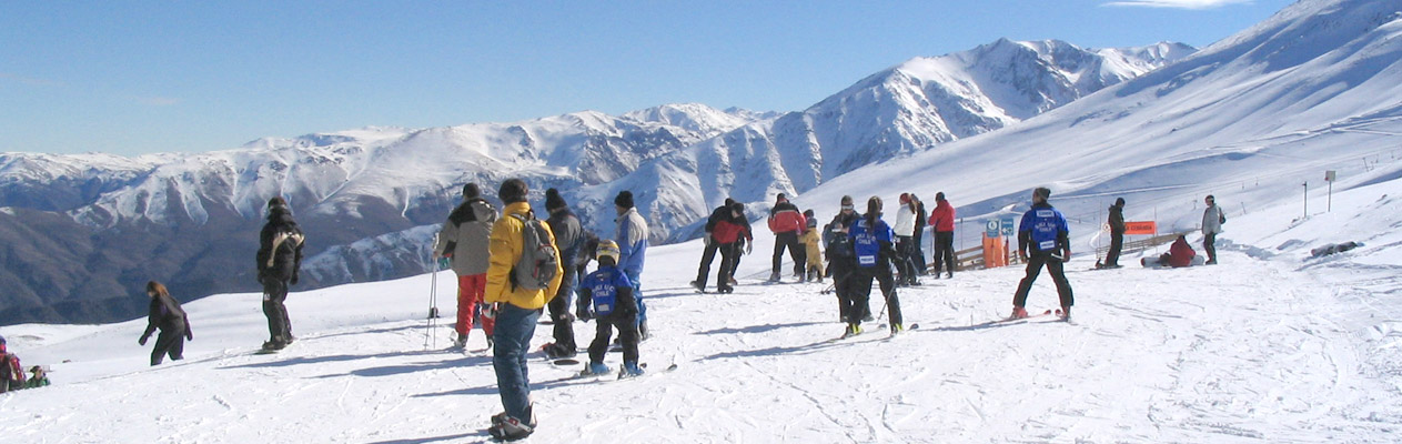 Spanish & skiing in Santiago de Chile