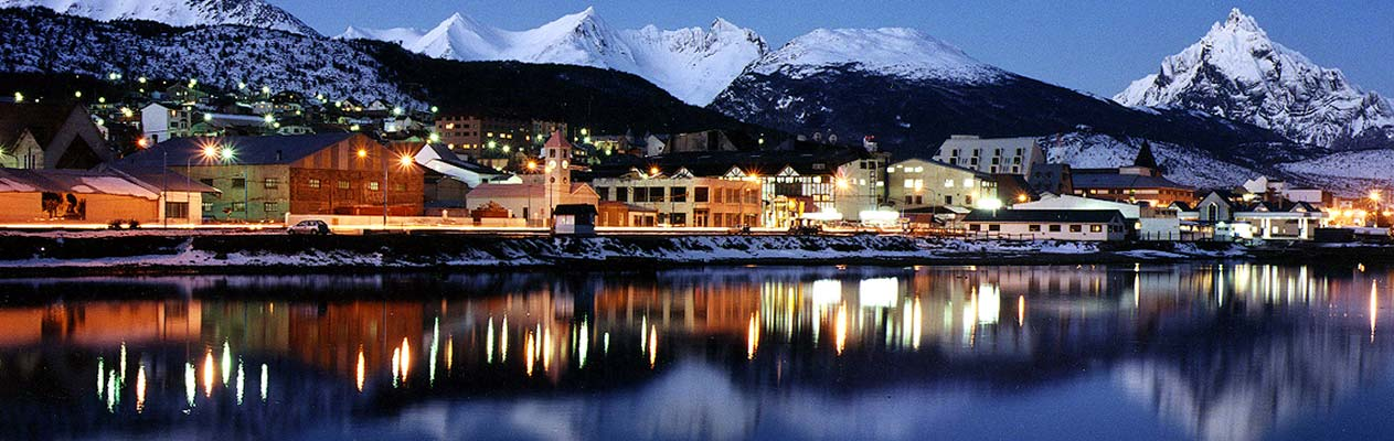 Ushuaia - at the end of the world, Argentina