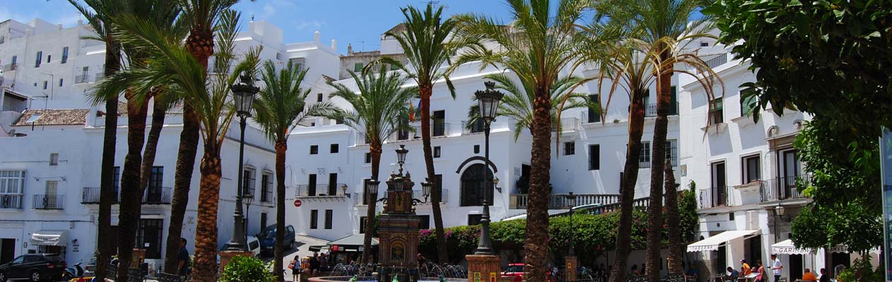 Vejer de la Frontera the white village