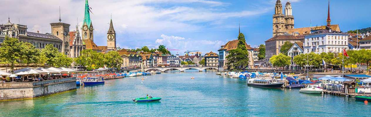 Zurich, Switzerland's largest city